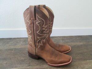 Shyanne Women's brown Western Boot Square Toe - Bbw55 Sz. 7.5 b