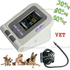 Animal Pet digital blood pressure monitor, 6-11cm NIBP Cuff, pc software, VET