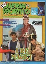 GUERIN SPORTIVO-1991 n.51- RIJKAARD-CASIRAGHI-ZOLA-IACHINI-NO POSTER E ALLEGATI