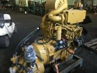 CAT 3304 Diesel Engine, 112HP. All Complete and Run Tested.