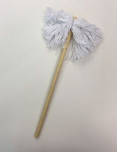 New Bleached Cotton Dish Mop