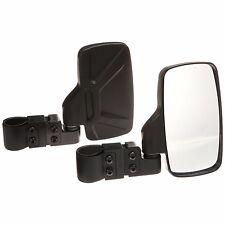 Breakaway Side View Mirror Set 1.75inch Polaris Ranger RZR Rhino Gator ATV UTV