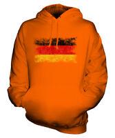 GERMANY DISTRESSED FLAG UNISEX HOODIE TOP DEUTSCHLAND FOOTBALL GERMAN
