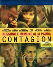 Contagion (1 Blu-Ray) - Movie