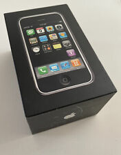 Old Stock Apple iPhone 1st Generation 2g 8GB - Collectors Box - Super Rare AT&T