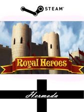 Royal Heroes Steam Key - for PC or Mac (Same Day Dispatch)