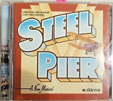 Kander & Ebb STEEL PIER (Original Broadway Cast) Karen Ziemba, Debra Monk *Mint*