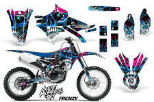 Yamaha YZ 250F/450F Dirt Bike Graphic Sticker Kit Decal Wrap MX 2014-2016 FRENZY