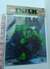 "Incredible HULK Super Hero Marvel MINT NEO 2003 3D Poster 8"" x 10"""