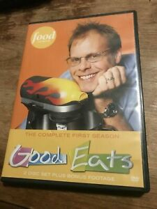 Good Eats with Alton Brown The Complete First Season 1 DVD Box Set Rare OOP