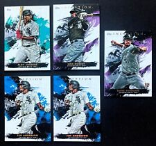 (5x) 2021 Topps Inception * CHICAGO WHITE SOX CARD LOT w/ LUIS ROBERT