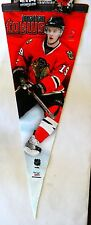 "Chicago Blackhawks Jonathan Toews Premium Player Pennant 12"" x 30"""
