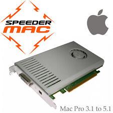  Originale Apple Nvidia GT120 512MB DDR3 DVI + MiniDP genuine MC002ZM/A