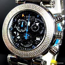 Invicta Reserve Subaqua Noma I 47mm Diamond Sapphire Steel Skeleton LE Watch New
