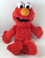"2016 Tickle Me Elmo Talking Plush Doll Sesame Street Hasbro Over 13"" Works Great"