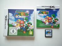 Super Mario 64 DS Jeu Vidéo Nintendo DS