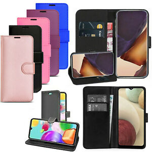 NEW Shockproof Wallet Leather Flip Case Cover Card Slot Pouch For Samsung Galaxy