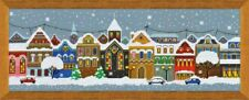 Counted Cross Stitch Kit RIOLIS - Christmas city