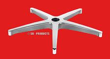 5 Star Office Chair Aluminum Base Pedestal – 104