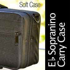 Sopranino Eb Clarinet Case • Tough Ballistic Nylon • BRAND NEW • Good Quality •
