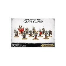 Warhammer Age of Sigmar: Deathrattle Grave Guard 91-11