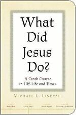 NEW - What Did Jesus Do?: A Crash Course in His Life and Times
