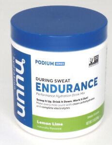 Nuun Endurance Hydration Drink Mix - Lemon Lime, 16 Serving Canister