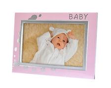 """Baby Bilderrahmen """"Ginny"""" 10 x 15 cm Metall Porträtrahmen Fotorahmen von Hama"""