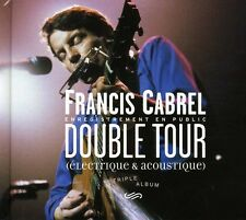 Francis Cabrel, CABRELFRANCIS - Double Tour [New CD] Germany - Import