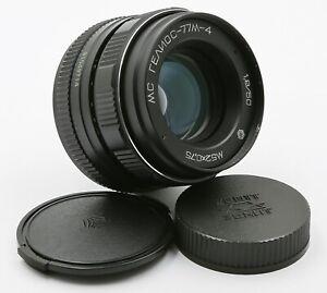 Exc! MC Helios-77M-4 1.8/50 50mm f1.8 M42 USSR lens for SLR Zenit