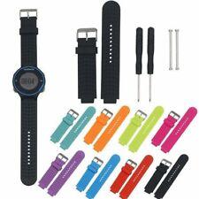 █  Sport Watch Band Strap W/Pins For Garmin Forerunner 220 230 235 620 630 735XT