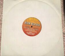 "CHRIS BANGS feat RITA CAMPBELL Warm Weather (Ibiza Beachball Mixes) (12"" 2001)"