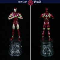 6'' Avengers Iron-man Statue Action Figure Chess Piece Collection Toys