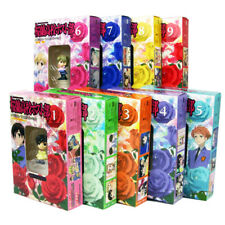 Ouran High School Host Club mini figure set of 9 official Anime Limited ED Anime