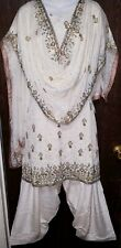 S size 38 Readymade stitched Salwar kameez indian Pakistani bollywood suit saree