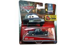 2016 Disney Pixar Cars Cruisin' Tokyo #5 Jesse Haullander