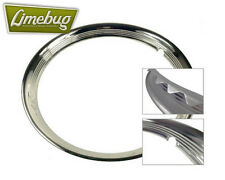 "16 ""costoluti Beauty ANELLI snap clip in acciaio inox taglia Ruota VW Bug Beetle T2"