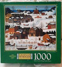CHARLES WYSOCKI 1000 PIECE PUZZLE