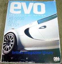 Evo Magazine Issue 86 - Bugatti Veyron