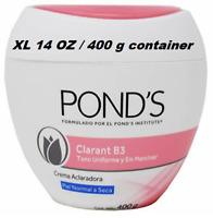 Pond's Clarant B3 Normal Dry Skin Piel Normal a Seca 14.oz 400gr Lightning cream