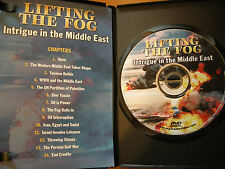 DVD - Lifting the Fog - Intrigue in the Middle East - 1991 - Allan Siegel