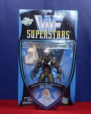Goldust Dustin Rhodes Wwe Wcw Figure Jakks Bca Raw Smackdown Tna Runnels Gold