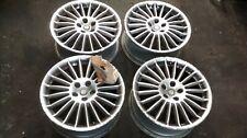 4 cerchi in lega originali Alfa Romeo 166  misura 8x18 pollici Speedline