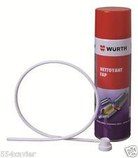 Spray  wurth Nettoyant FAP Filtre a Particule pour audi vw  peugeot( en bombe )