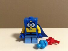 LEGO MINIFIGURE SPONGEBOB SUPER HERO BUBBLE GUN