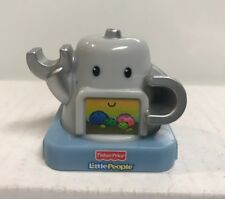 Fisher Price Little People Robot Figure