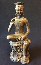 Bodhisattva Maitreya bienveillant pendant du pensif South Koréa et Japan Kyoto