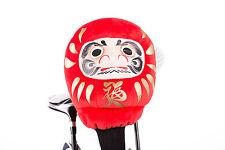 Traditional Japanese Daruma Red Doll (Dharma) for Golf Club upto 460cc