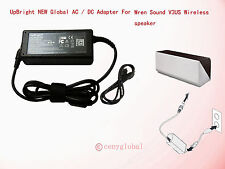 NEW AC Adapter For Wren Sound V3US V3USP Wireless Bluetooth Speaker Power Supply