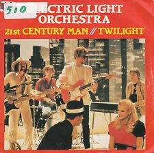 "7"" 45 TOURS FRANCE ELECTRIC LIGHT ORCHESTRA ""21st Century Man / Twilight"" 1981"